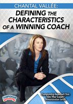 Chantal Vallée: Defining the Characteristics of a Winning Coach