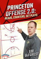 Princeton Offense 2.0: Reads, Counters, Set Plays