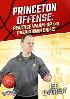 Princeton Offense: Practice Warm-Up and Breakdown Drills