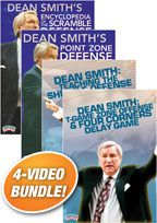 Legends of the Court - The Best of Dean Smith