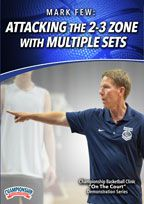 Mark Few: Attacking the 2-3 Zone with Multiple Sets
