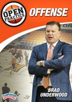 Brad Underwood Open Practice: Offense