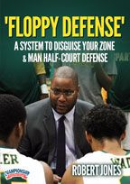 'Floppy Defense'- A System to Disguise Your Zone & Man Half-Court Defense