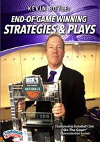 Kevin Boyle: End-of-Game Winning Strategies & Plays