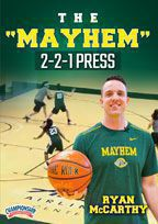 Ryan McCarthy Mayhem Defense 2-Pack