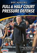 Bob Huggins: Full & Half Court Pressure Defense