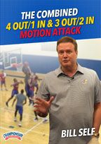 Bill Self's Motion Attack 2-Pack