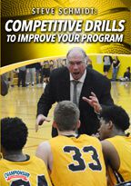 Steve Schmidt: Competitive Drills to Improve Your Program