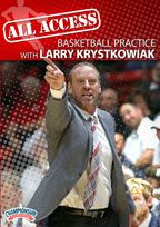 All Access Basketball Practice with Larry Krystkowiak