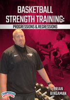 Basketball Strength Training: Progressions & Regressions