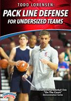 Todd Lorensen: Pack Line Defense for Undersized Teams