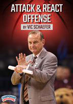 Attack and React Offense by Vic Schaefer