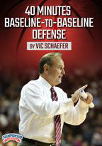 Vic Schaefer Basketball: Offense and Defense 2-Pack