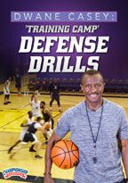 Dwane Casey Training Camp 2-Pack