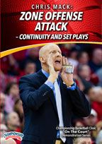 Chris Mack: Zone Offense Attack - Continuity and Set Plays