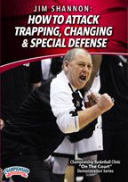 Jim Shannon: How to Attack Trapping, Changing & Special Defenses