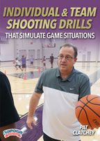Individual & Team Shooting Drills That Simulate Game Situations