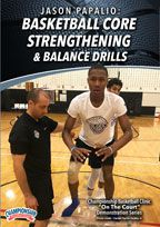 Jason Papalio: Basketball Core Strengthening & Balance Drills