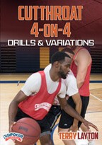 Cutthroat 4-on-4 Drills & Variations