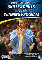 Todd Phillips: Skills & Drills for a Winning Program