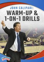 John Calipari: Warm-Up & 1-on-1 Drills