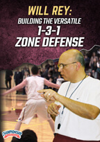 Will Rey: Building the Versatile 1-3-1 Zone Defense