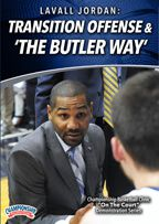 LaVall Jordan: Transition Offense & 'The Butler Way'