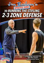 Jim Boeheim's (Updated) Guide to Running the Stifling 2-3 Zone Defense
