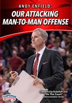 Andy Enfield: Our Attacking Man-to-Man Offense