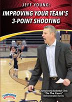 Jeff Young: Improving Your Team's 3-Point Shooting