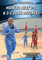 How to Beat 2-3 and 3-2 Zone Defenses