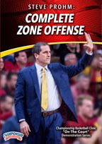 Steve Prohm: Complete Zone Offense