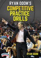 Ryan Odom's Competitive Practice Drills