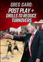 Post Play + Drills to Reduce Turnovers