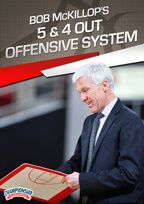 Bob McKillop's 5 & 4 Out Offensive System