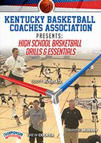 Kentucky Basketball Coaches Association Presents: High School Basketball Drills & Essentials