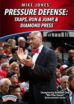 Pressure Defense: Traps, Run & Jump, and Diamond Press