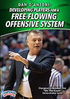 Developing Players for a Free-Flowing Offensive System