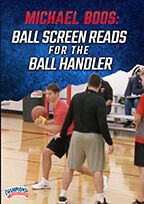 Ball Screen Reads for the Ball Handler