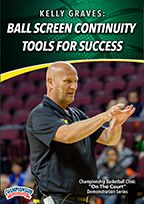 Ball Screen Continuity Tools for Success