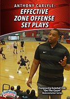 Effective Zone Offense Set Plays