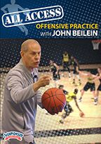 All Access Offensive Practice with John Beilein