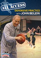 All Access Defensive Practice with John Beilein