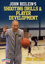 John Beilein Basketball 3-Pack