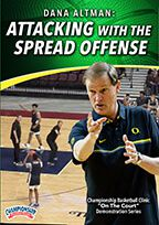 Attacking with the Spread Offense