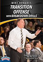 Transition Offense with Breakdown Drills