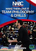 Make Them Love It: Team Philosophy & Drills