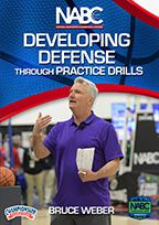 Developing Defense Through Practice Drills