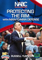 Protecting the Rim with Man-to-Man Defense