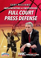 Implementing a Smothering Full Court Press Defense